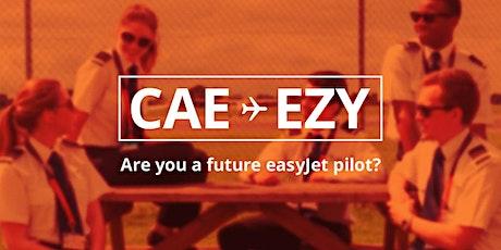 CAE Become a Pilot info session - Paris tickets