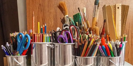 Thursday Family Crafts - W. Elkton Library tickets