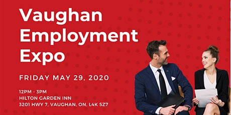 Job Fair | Vaughan Employment Expo tickets