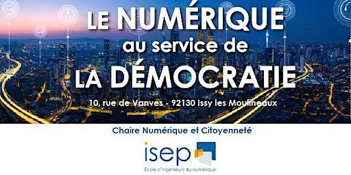 Séminaire - le numérique au service de la démocratie