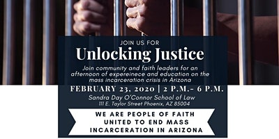 Unlocking Justice: An Afternoon of Experience and Education