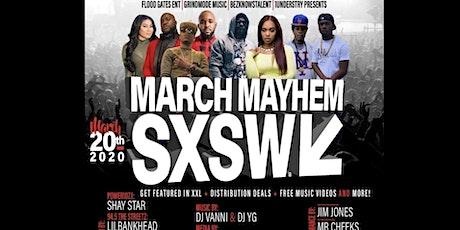 MARCH MAYHEM SXSW 2020 tickets