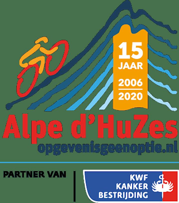 Afbeelding van Tweede Alpe d'HuZes dag