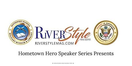 Hometown Hero Speaker Series Presents: Dr. Ronald C Suciu tickets