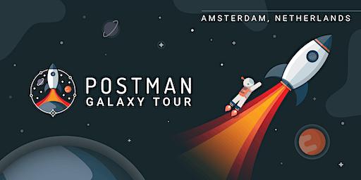 Postman Galaxy Tour: Amsterdam