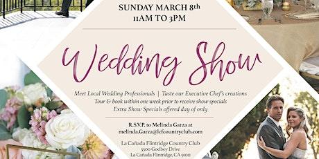 Free Wedding Show tickets