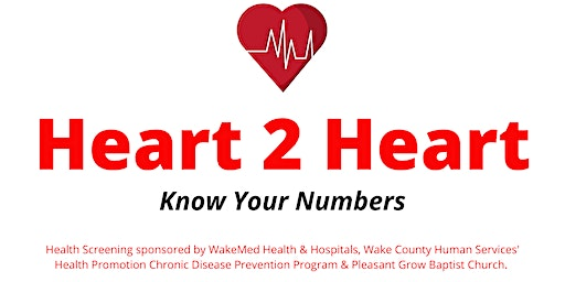 Heart 2 Heart Free Screening Event