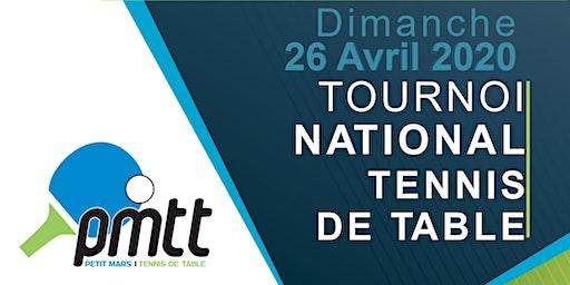 PMTT - Tournoi national  2020