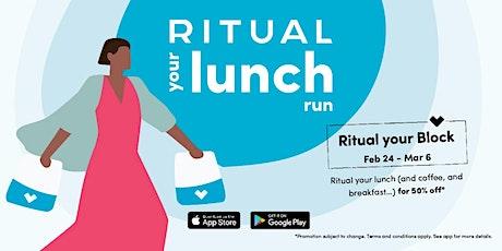 Ritual Your Block - Dallas tickets