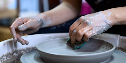 Hand Making Pottery Class