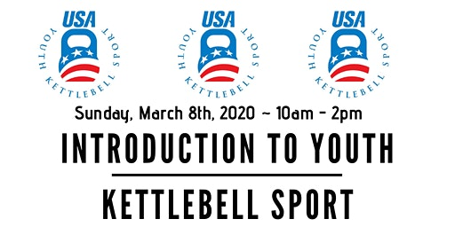 GR Olympic Training Center, Intro to Youth Kettlebell Sport