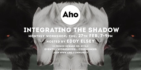 Integrating the Shadow monthly workshop with Eddy Elsey tickets