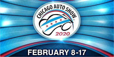 Chicago Auto Show tickets