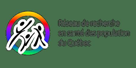Journée scientifique 2020 du RRSPQ | Intégration des connaissances dans les pratiques et les politiques liées à la santé des populations: équité, inclusion, et diversité billets