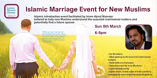 Islamic Marriage Event