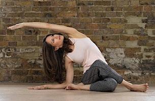 Yang & Yin Yoga w. Janine Tandy of CAMYOGA