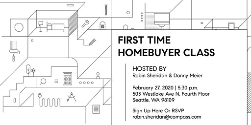 South Lake Union | First Time Homebuyer Happy Hour