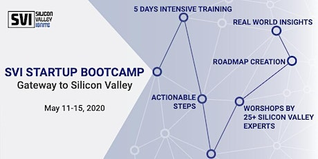 SVI STARTUP BOOTCAMP (Gateway to Silicon Valley) tickets