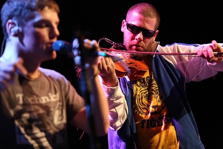 St Patrick's Day Party w/ Ashley MacIsaac image