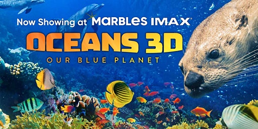 Oceans 3D Educator Screening & Workshop