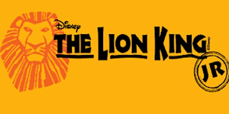 The Lion King Jr Musical tickets