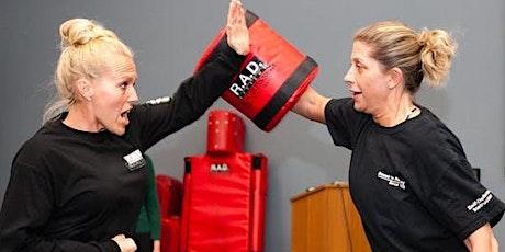 Rape Aggression Defense Women's Self Defense Class tickets