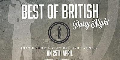 Best Of British Party Night