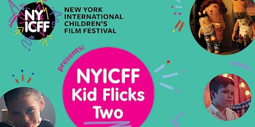 New York International Children's Film Festival:  KID FLICKS II