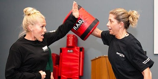 Rape Aggression Defense Women's Self Defense Class