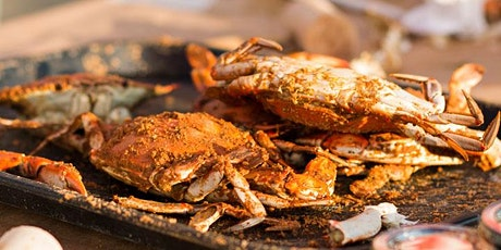 8th Annual Crushin' Cancer Crab Feast - Children's Cancer Foundation tickets