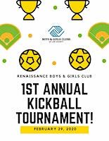 Boys and Girls Club Kickball Tournament
