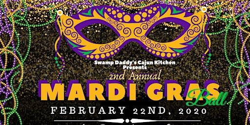 Swamp Daddy's 2nd Annual Mardi Gras Ball
