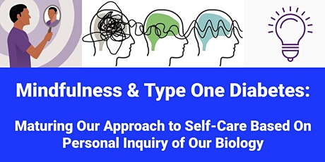 Mindfulness & Type One Diabetes tickets