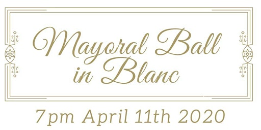 Mayoral Ball In Blanc