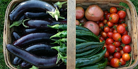 Growing Vegetables in Central Oregon-Prineville tickets