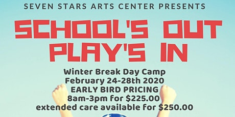 School's OUT Play's IN with Emerson and Meg tickets
