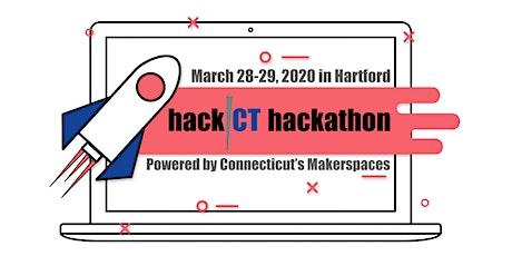 HackCT Makerspace Hackathon tickets