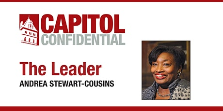 The Leader: Andrea Stewart-Cousins tickets