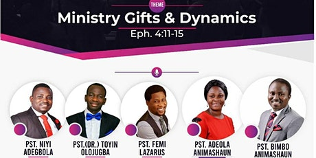 New Generation Ministers' Conference 2020 tickets