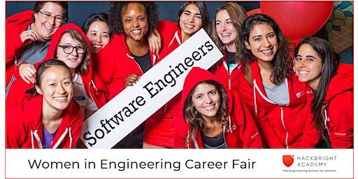 Hackbright Women in Engineering Career Fair