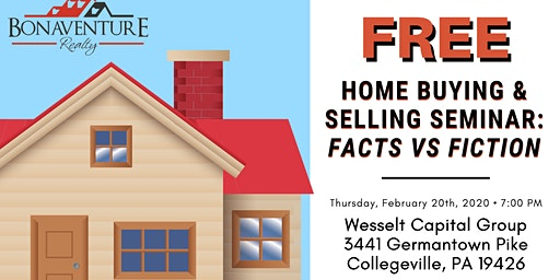 FREE Home Buying & Selling Seminar: Facts vs. Fiction