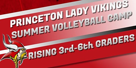 Princeton Lady Vikings Summer Volleyball Camp tickets