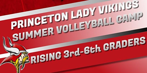 Princeton Lady Vikings Summer Volleyball Camp