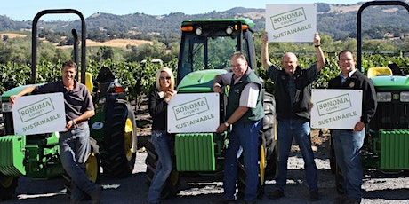 Sustainable Vineyards: A Spotlight on Sonoma County Winegrowers tickets