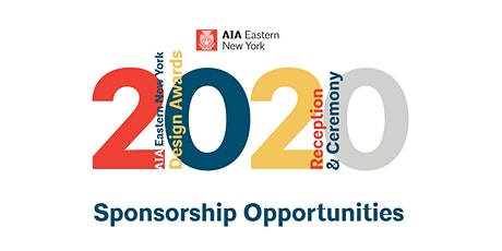 2020 AIA Eastern NY Design Awards Reception tickets