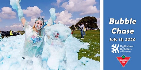 Bubble Chase 5k Prince George tickets