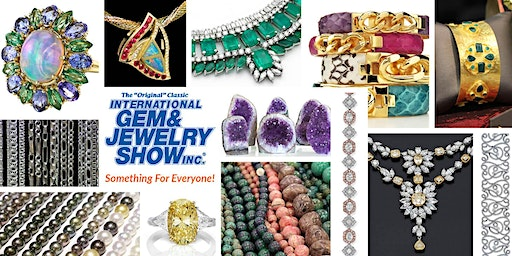 The International Gem & Jewelry Show - San Mateo, CA (July 2020)
