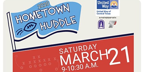 2020 Hometown Huddle tickets