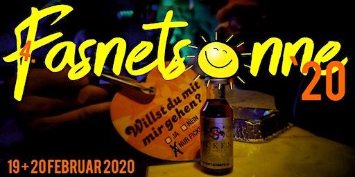 Fasnetsonne 2020