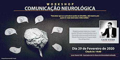 [BRASÍLIA/DF] PALESTRA EXCLUSIVA - Comunicação Neurológica ingressos